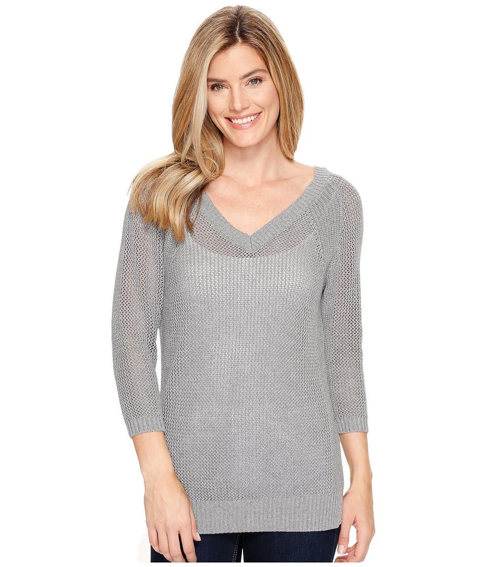 Lole Mable Sweater (Medium Grey Heather) Women