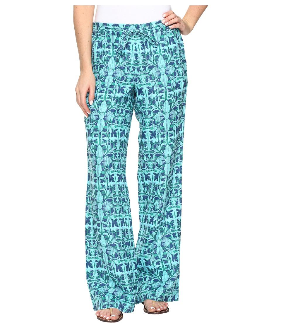 Tommy Bahama - Garden Miranda Pants (Viridis) Women's Casual Pants