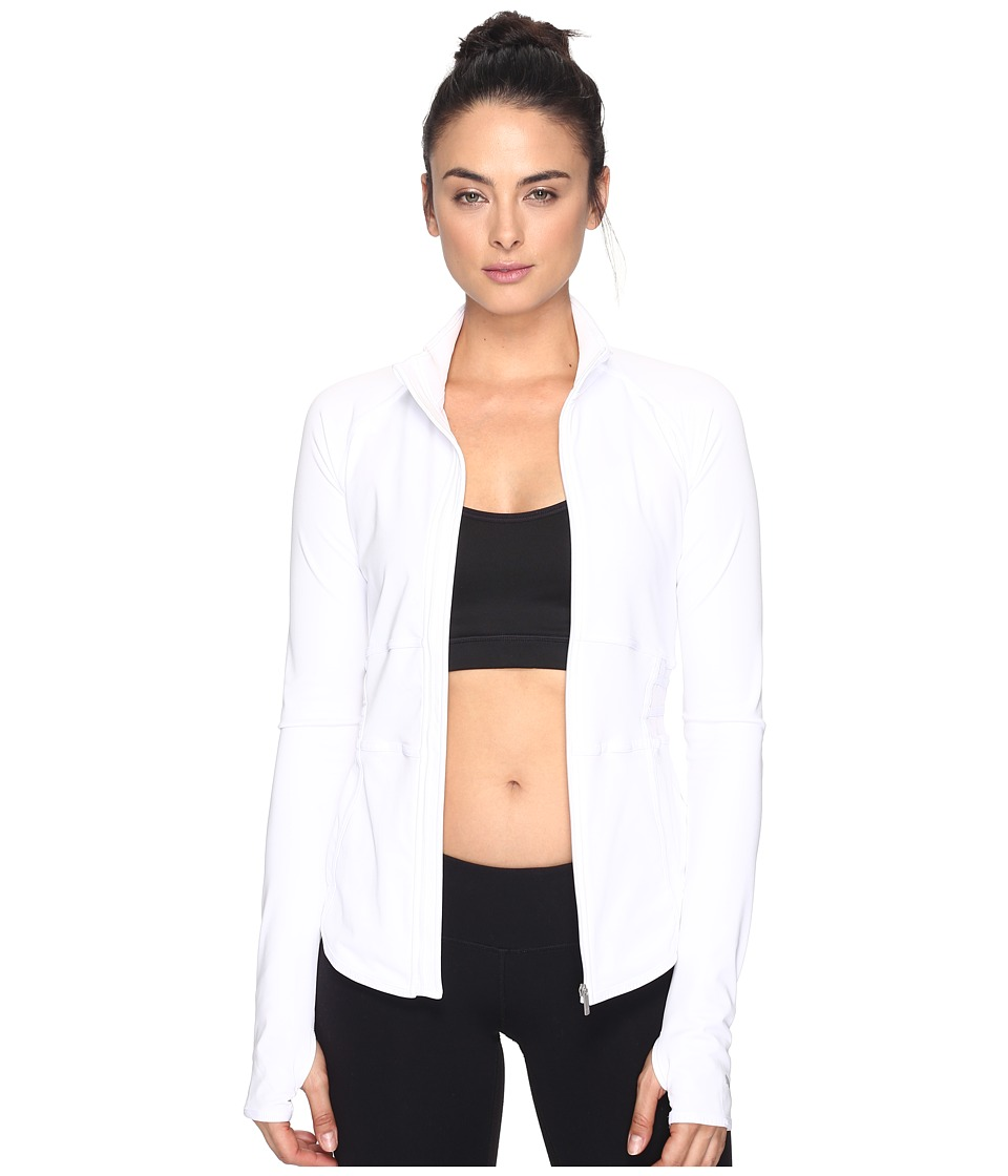 PUMA - Powershape Jacket (PUMA White) Women's Coat