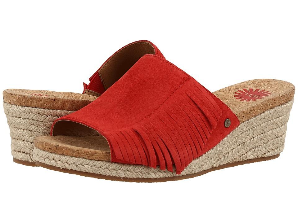 UGG - Danes (Tango) Women's Shoes