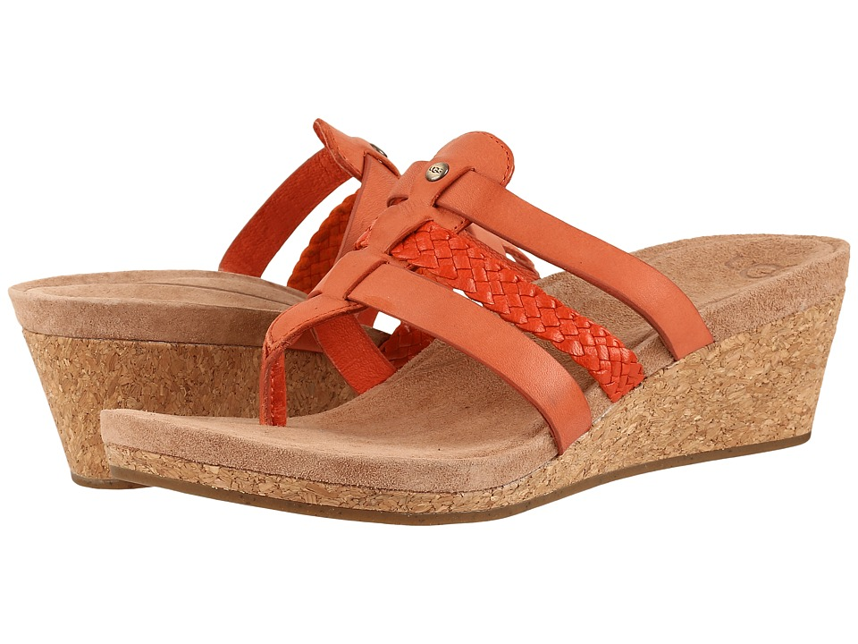UGG - Maddie (Fire Opal) Women's Shoes