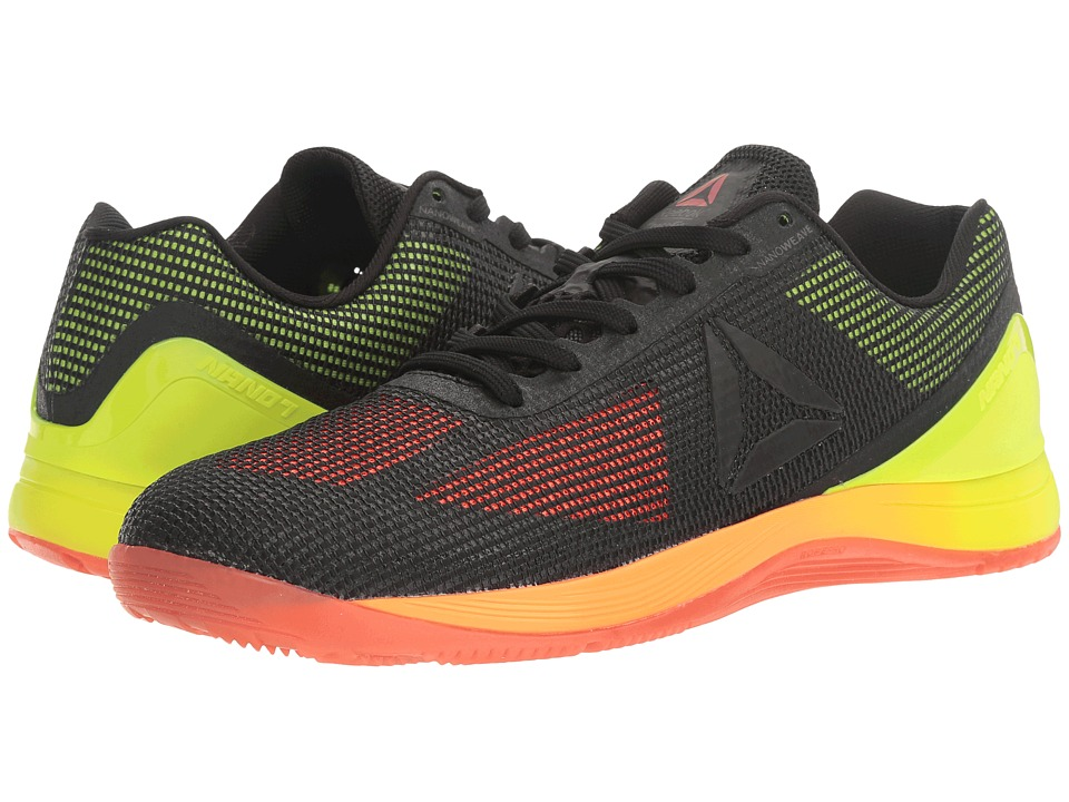 Reebok - Crossfit(r) Nano 7.0 (Vitamin C/Solar Yellow/Black) Men's Cross Training Shoes