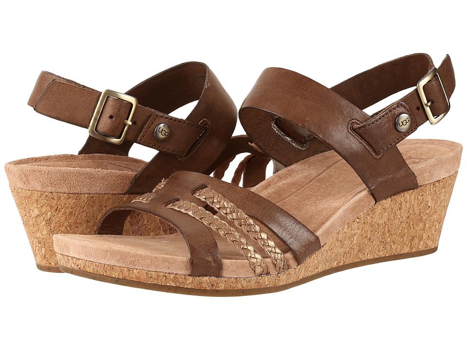 UGG - Serinda (Mole) Women's Sandals