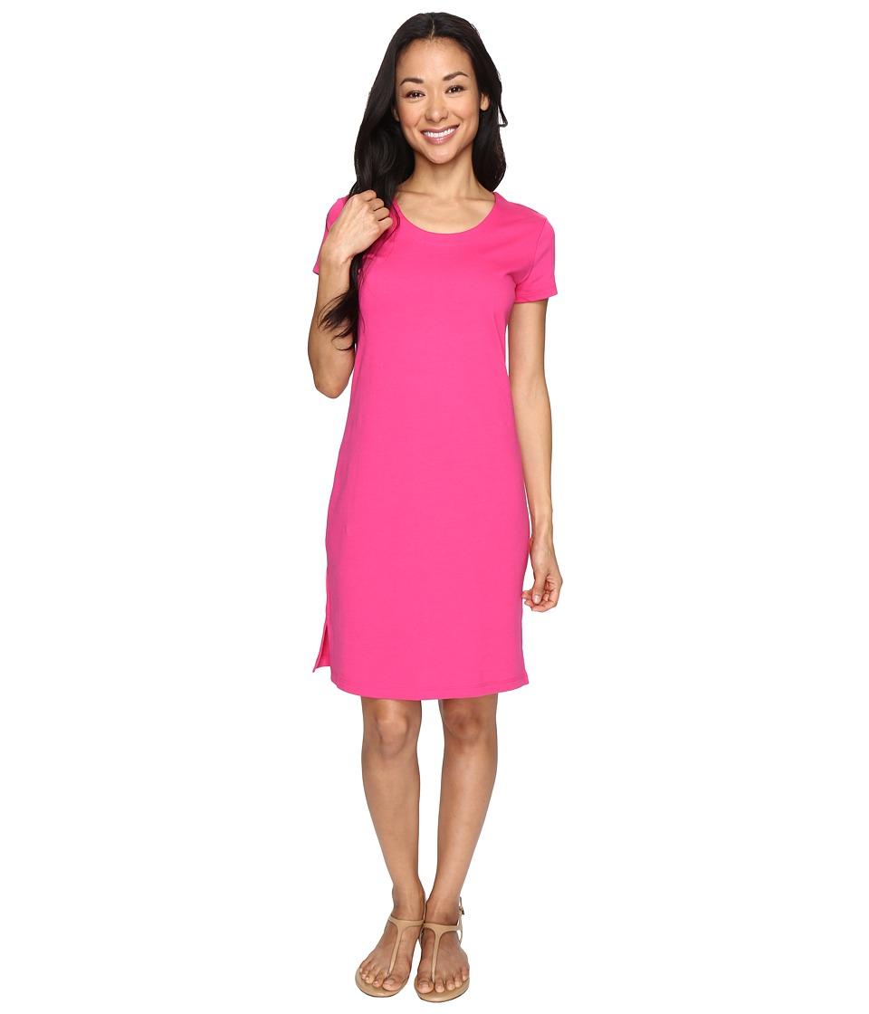Tommy Bahama Playa Del Jersey Tee Dress (Rose Bed) Women