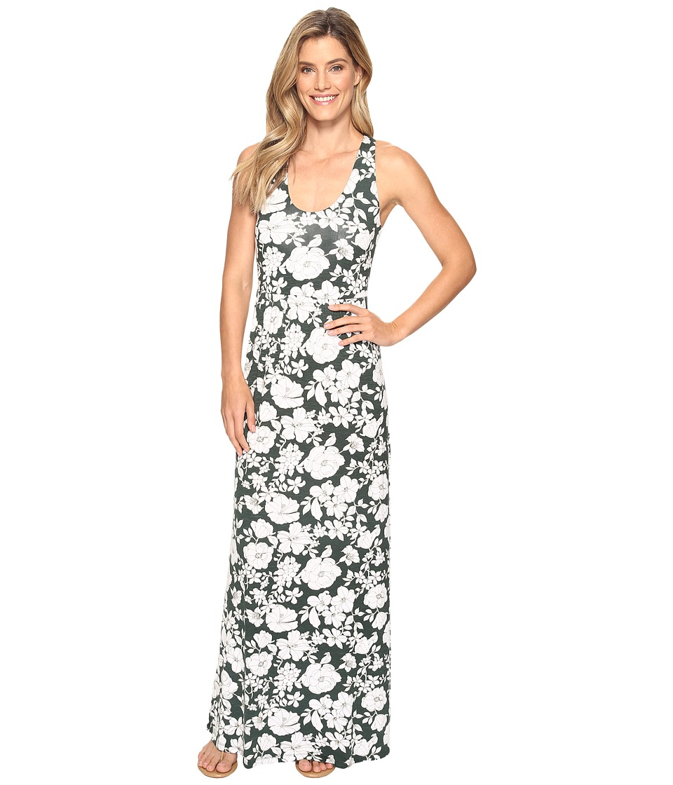 Tommy Bahama - Terra Di Flores Maxi Dress (Darkest Spruce) Women's Dress