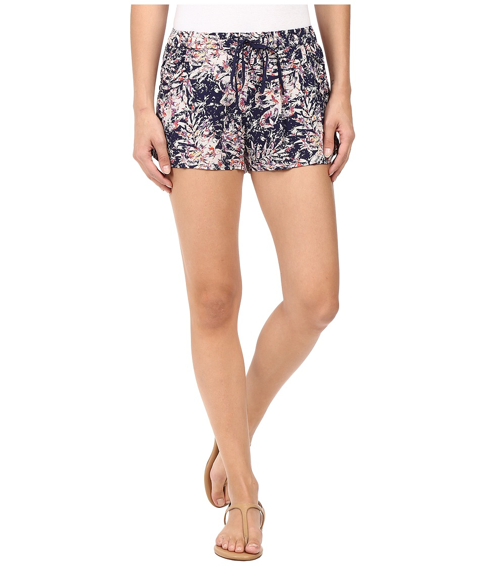 Roxy - Electric Mile Shorts (Allo Americano/Blue Print) Women's Shorts