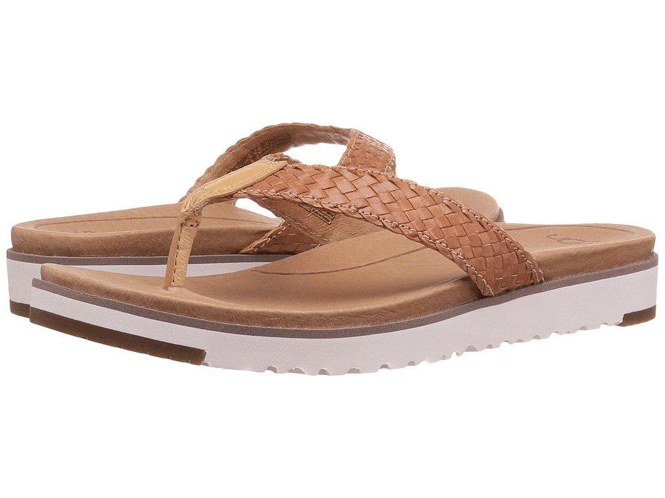 UGG - Lorrie (Natural) Women's Sandals