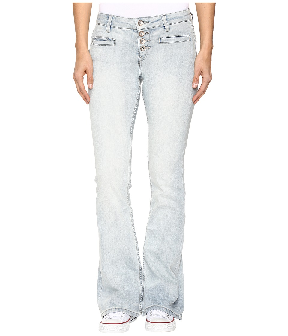 Roxy - Lou Flare Pants (Vintage Blue) Women's Jeans