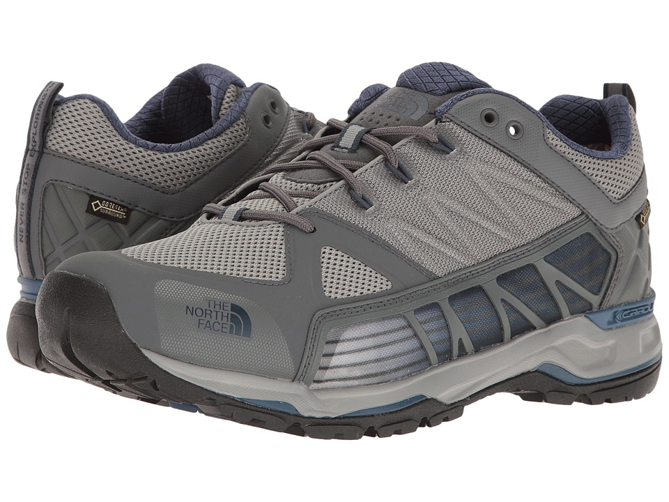 The North Face - Ultra GTX Surround (Griffin Grey/Shady Blue) Men's Shoes