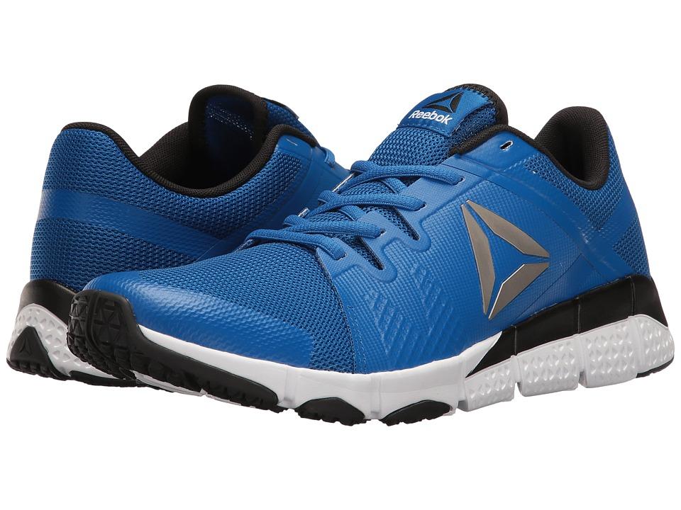 Reebok Trainflex (Awesome Blue/White/Black/Pewter) Men