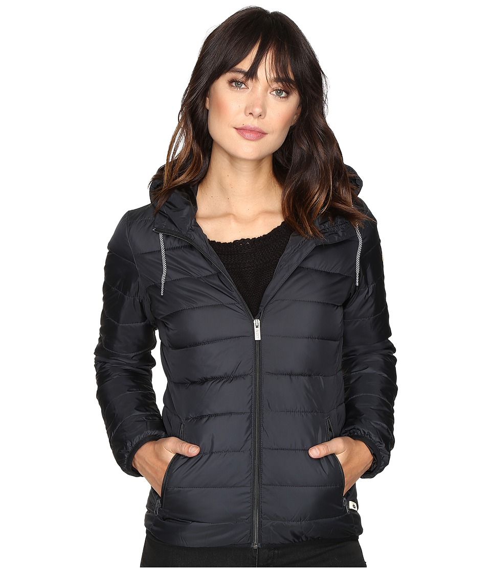 Roxy - Forever Freely Jacket (True Black) Women's Coat
