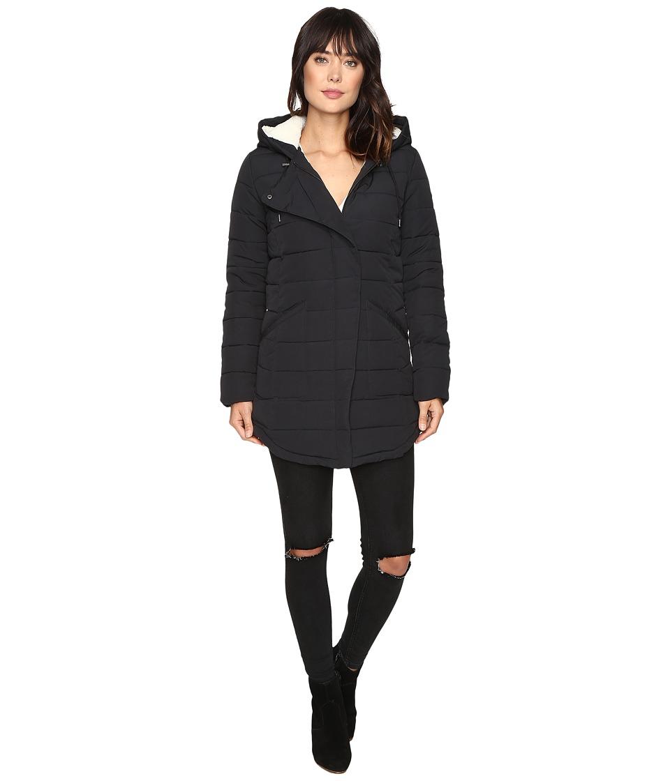 Roxy - Indi Coast Coat (True Black) Women's Coat