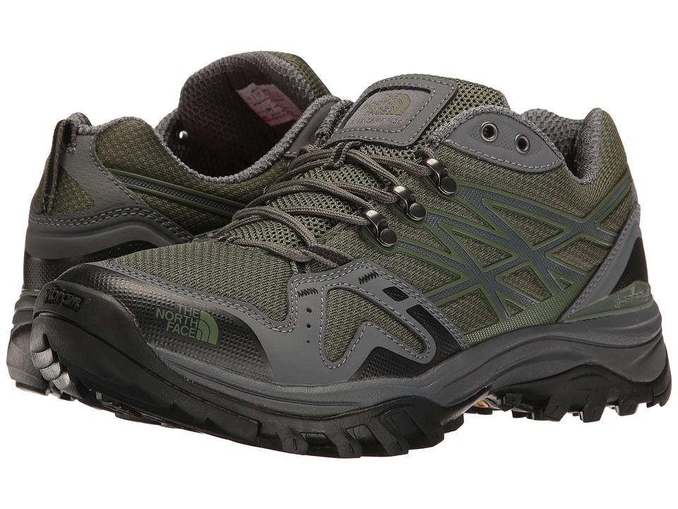 The North Face - Hedgehog Fastpack (Thyme/Zinc Grey) Men's Shoes