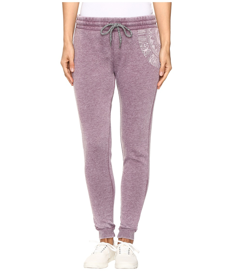 Roxy - Palm Bazaar Pant (Potent Purple) Women's Casual Pants