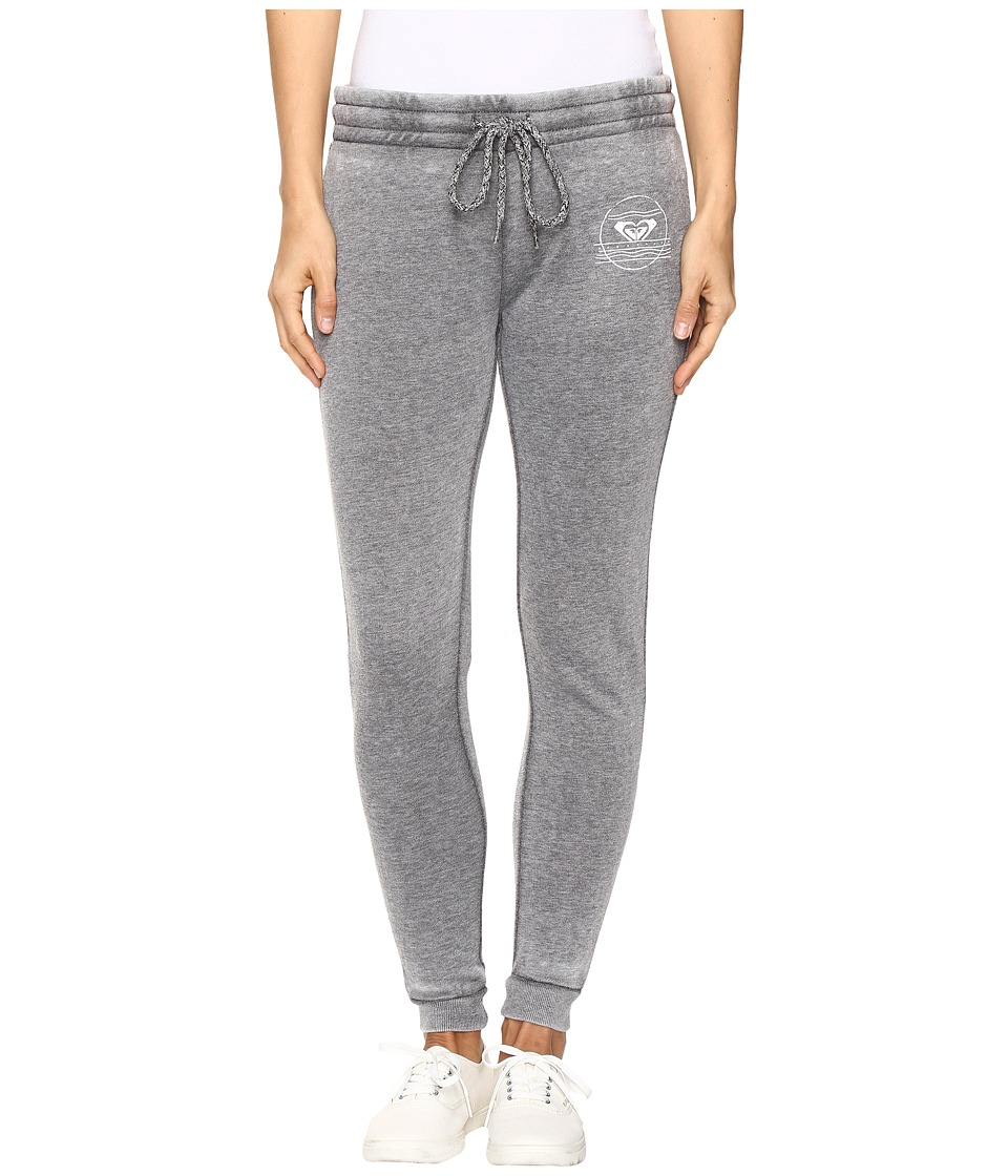 Roxy - Palm Bazaar Pant (Charcoal Heather) Women's Casual Pants