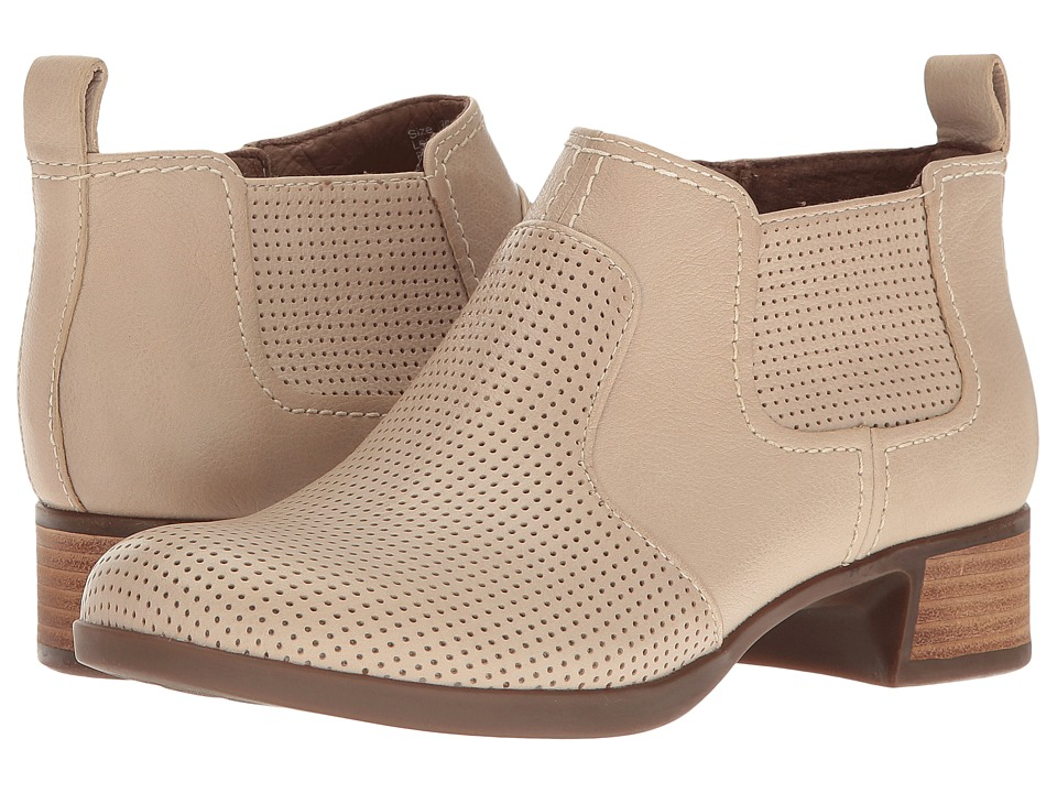 Dansko - Lola (Sand Burnished Nappa) Women's Boots