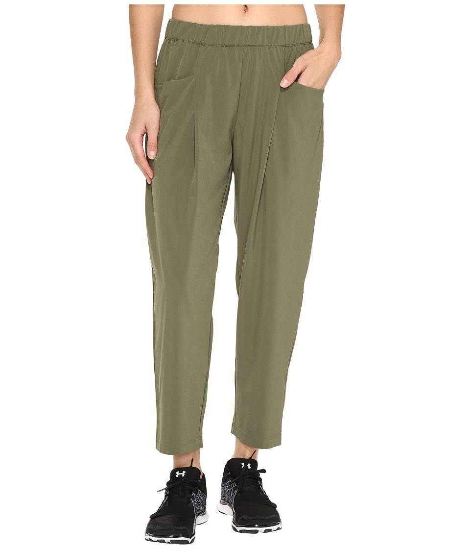 Lucy - Rogue Trousers (Rich Olive) Women's Casual Pants