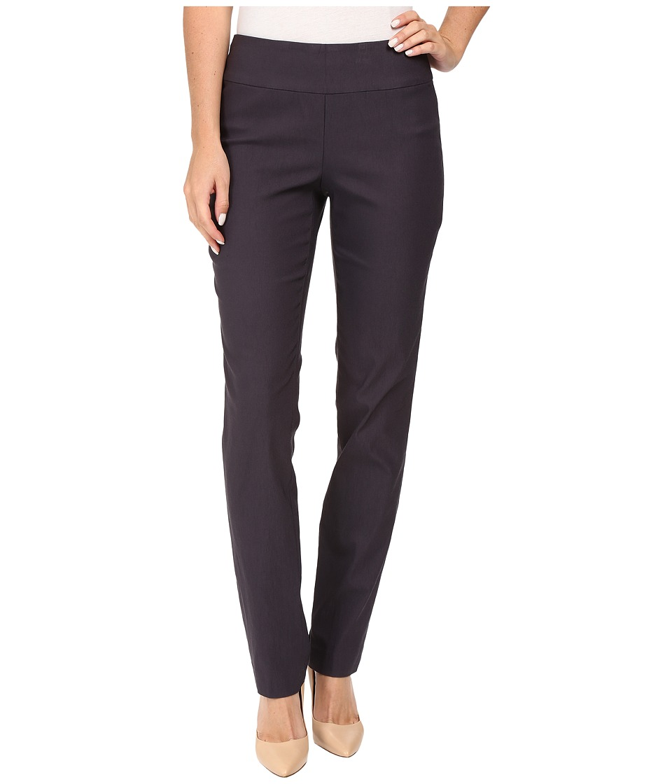 NIC+ZOE - Wonderstretch Pant (Japanese Violet) Women's Dress Pants