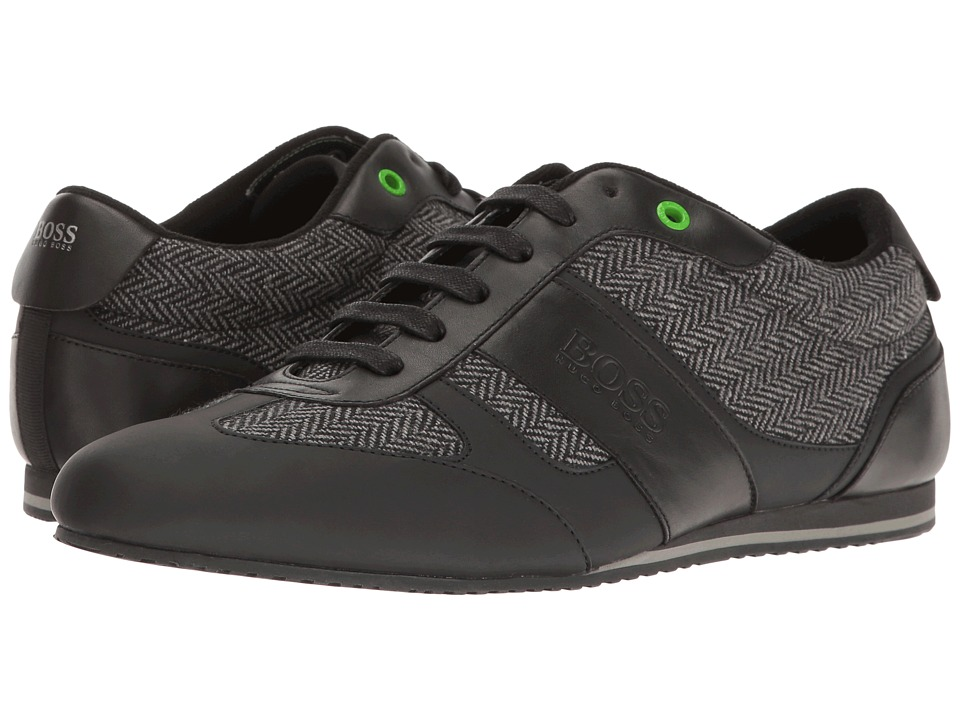 BOSS Hugo Boss - Lighter Lowp by BOSS Green (Black) Men's Shoes