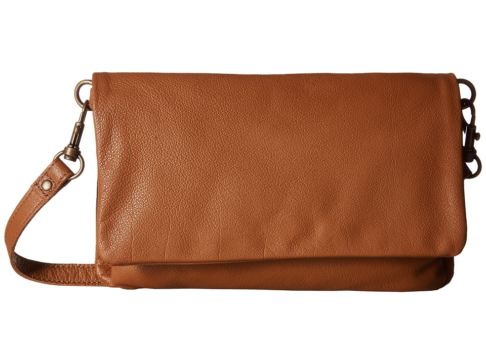 Liebeskind - Clarissa O Crossbody (Brandy) Cross Body Handbags