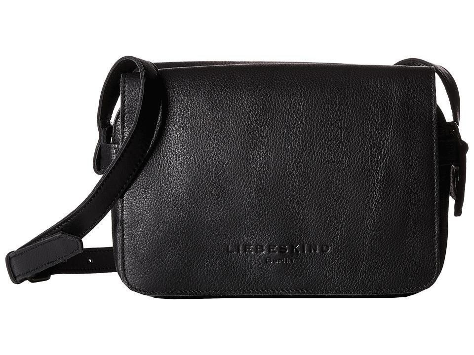 Liebeskind - Jill O Crossbody (Black) Cross Body Handbags