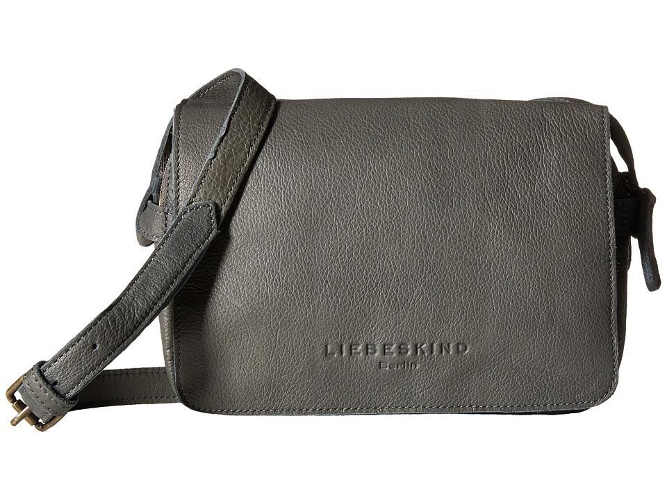 Liebeskind - Jill O Crossbody (Grey) Cross Body Handbags