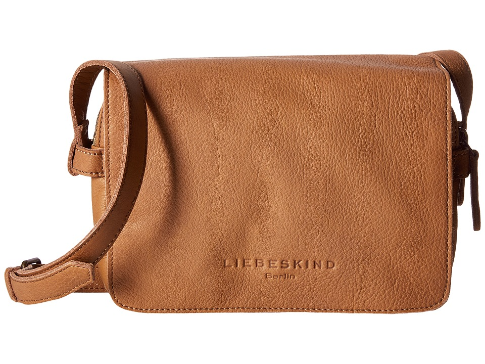 Liebeskind - Jill O Crossbody (Beige) Cross Body Handbags