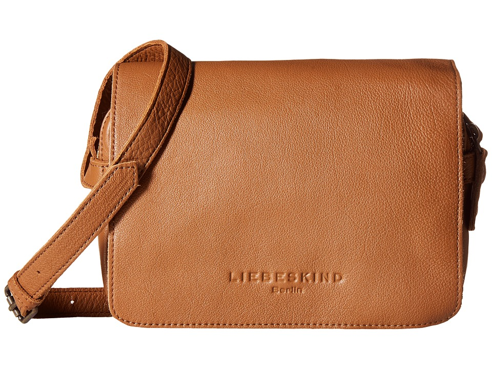 Liebeskind - Jill O Crossbody (Brandy) Cross Body Handbags