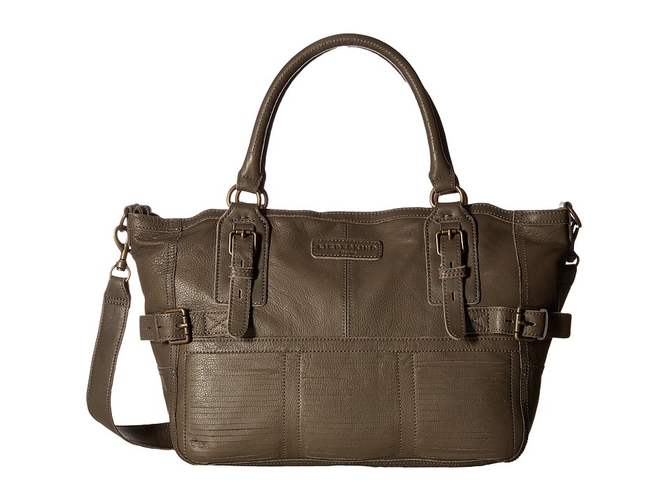 Liebeskind - Estonia O Satchel (Taupe) Satchel Handbags