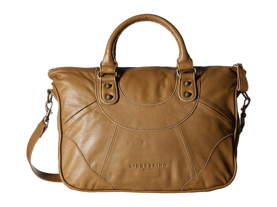 Liebeskind - Esther B Satchel (Brandy) Satchel Handbags