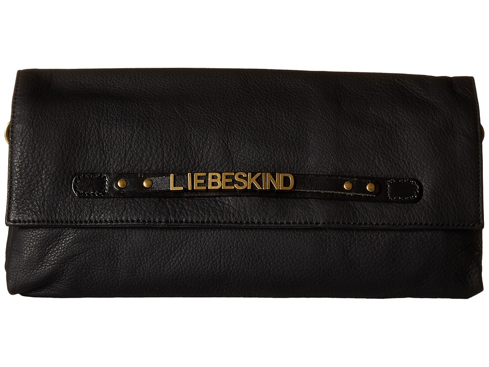 Liebeskind - Clutch (Black) Clutch Handbags