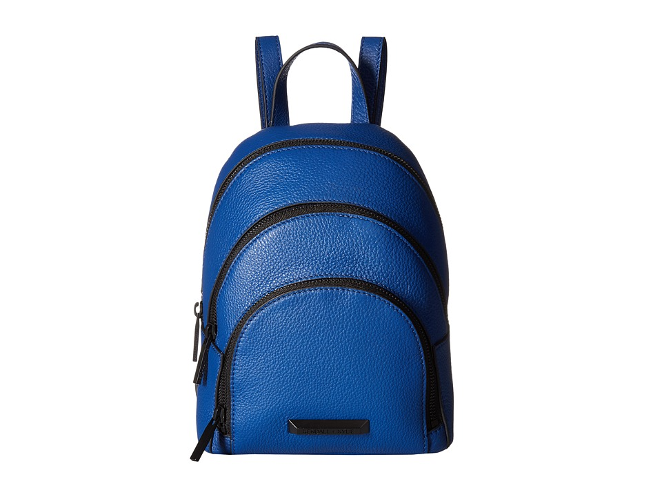 KENDALL + KYLIE - Sloane Mini Backpack (Steel Blue) Backpack Bags