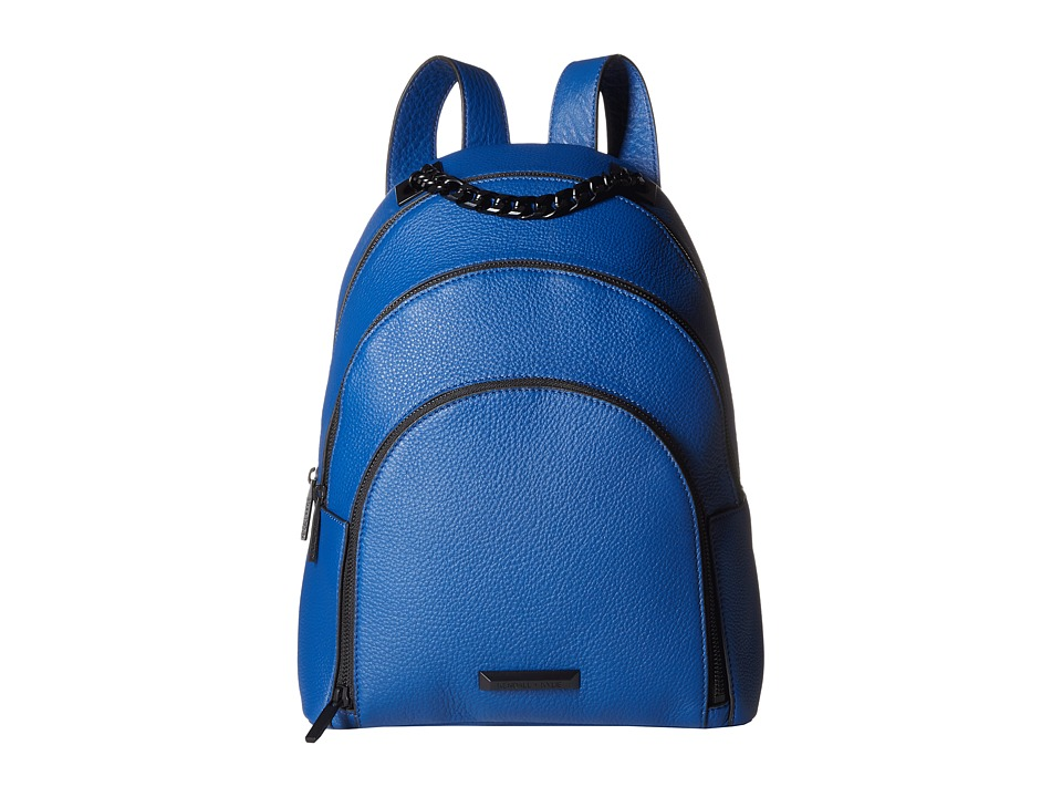 KENDALL + KYLIE - Sloane Small Backpack (Steel Blue) Backpack Bags