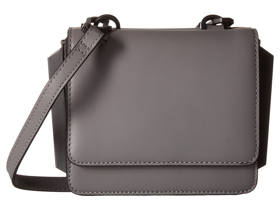 KENDALL + KYLIE - Baxter Mini Crossbody (Cement Grey) Cross Body Handbags