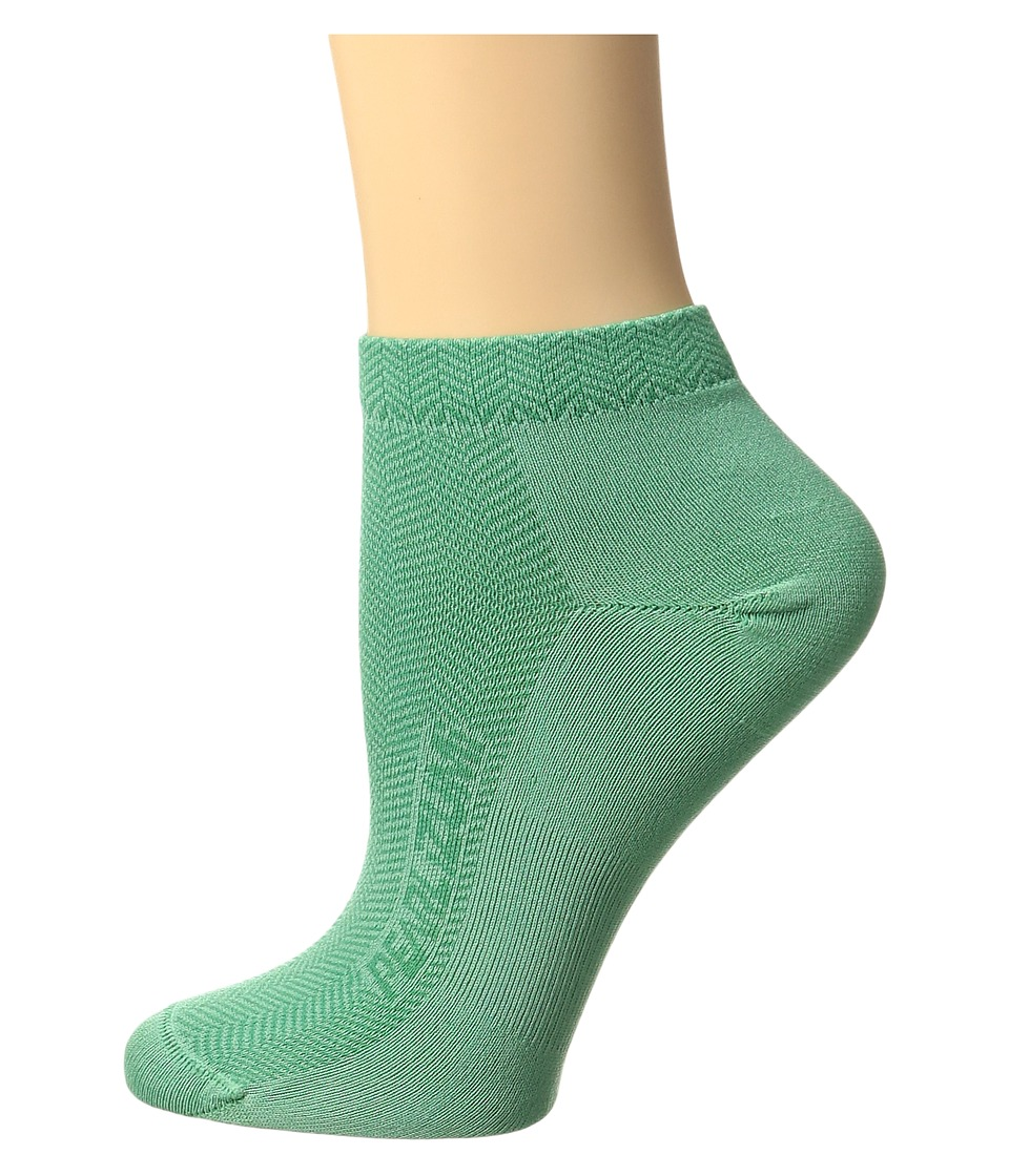 Pearl Izumi - W Silk Lite Sock (Green Spruce) Women's Low Cut Socks Shoes