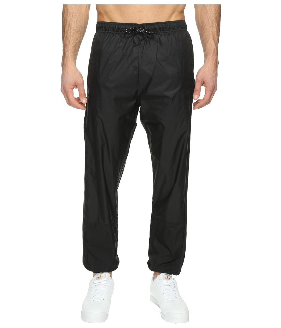 adidas Originals - Berlin Open Hem Pants (Black) Men's Casual Pants