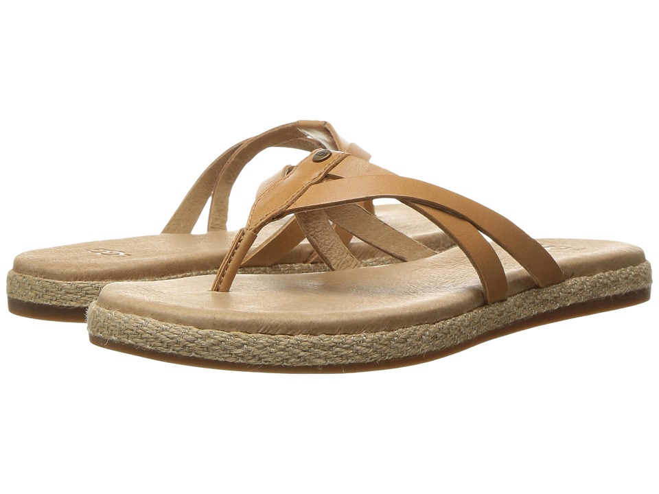 UGG - Annice (Cafe) Women's Sandals