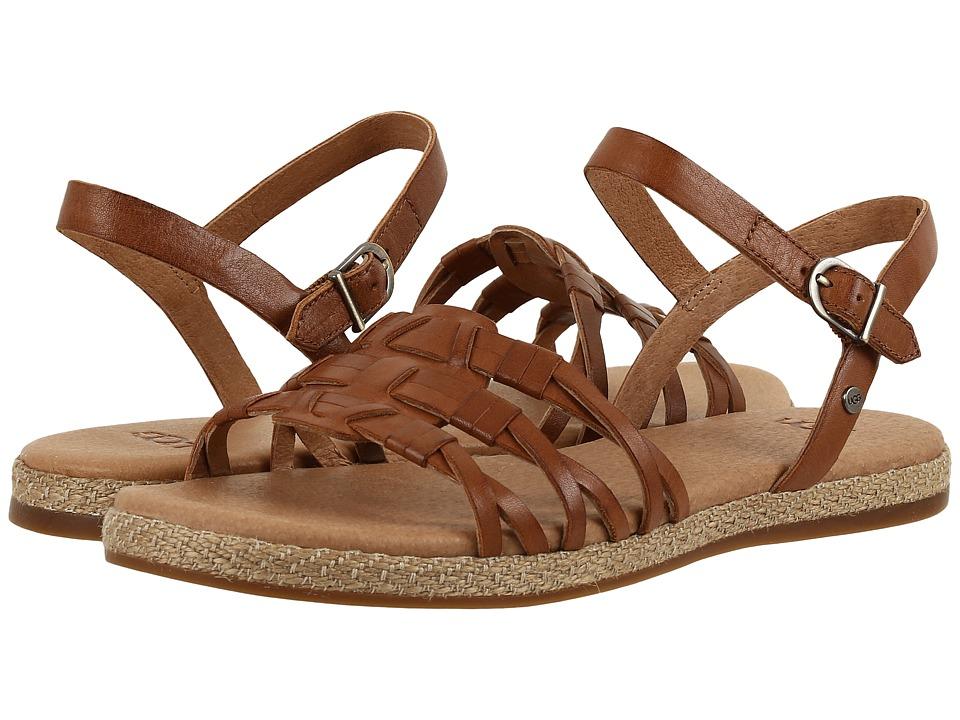 UGG - Larisa (Tamarind) Women's Flat Shoes