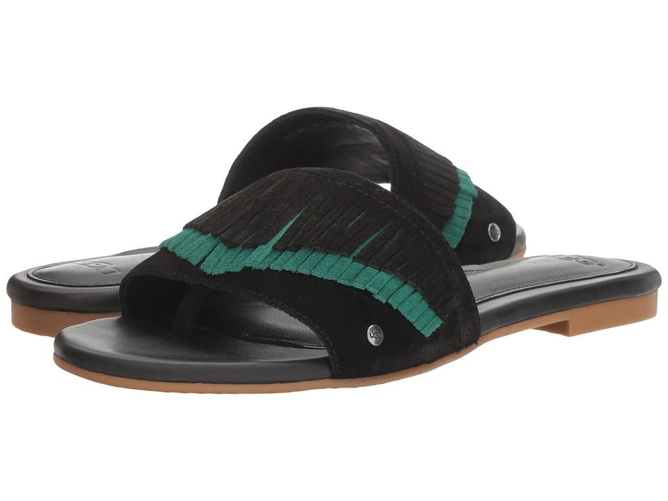 UGG - Binx (Black) Women's Sandals