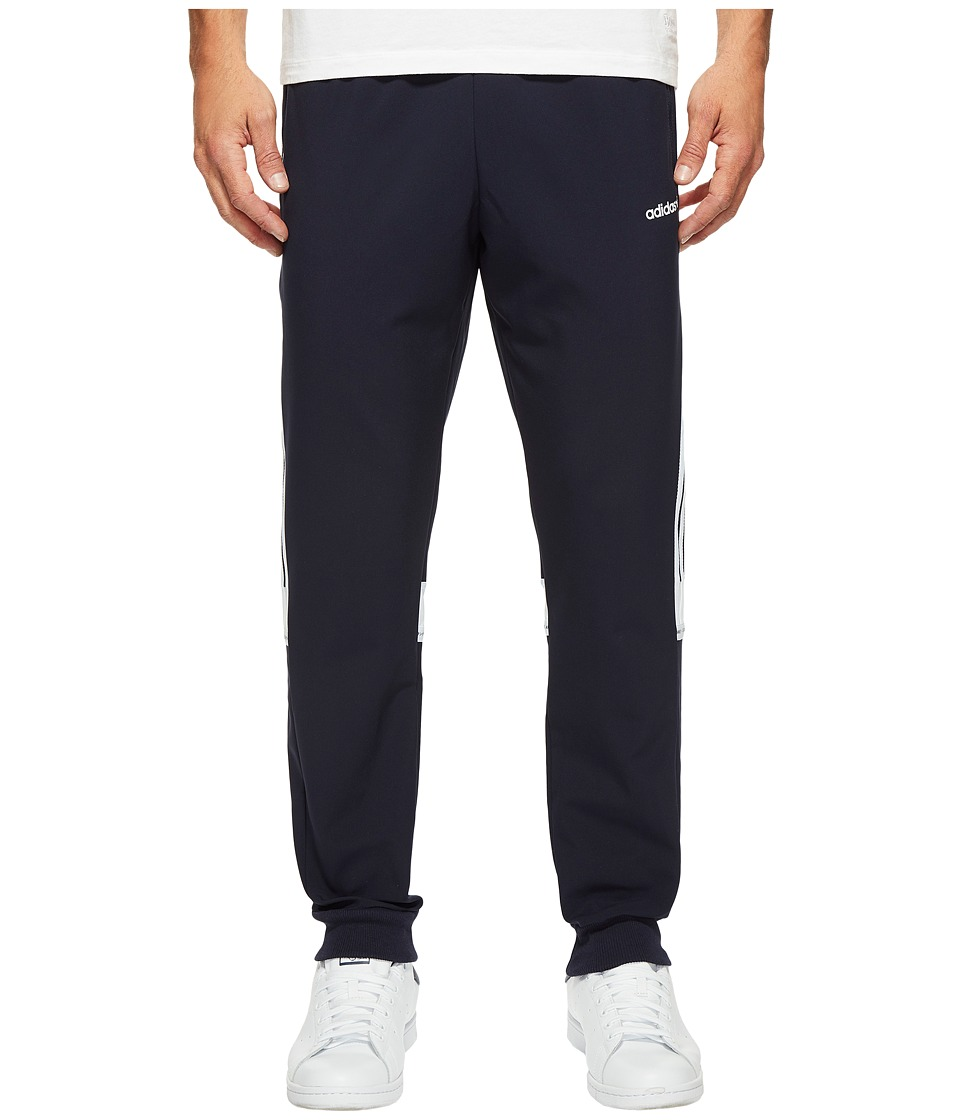 adidas Originals - Tokyo Challenger Track Pants - Bonded (Legend Ink/White) Men's Casual Pants