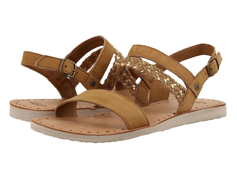 UGG - Elin (Chestnut) Women's Sandals