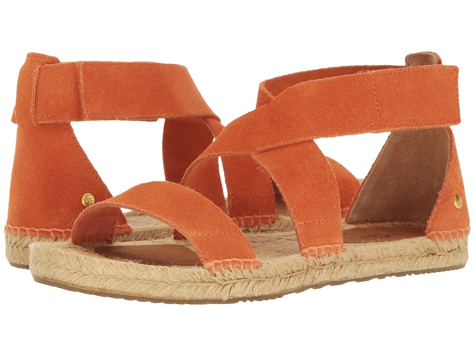 UGG - Mila (Fire Opal) Women's Sandals