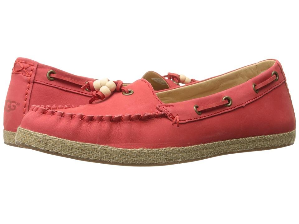 UGG - Suzette (Tango) Women's Flat Shoes