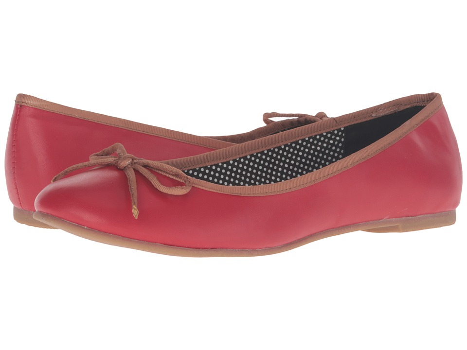 CL By Laundry - Get Down (Red Hudson Print) Women's Slip on Shoes