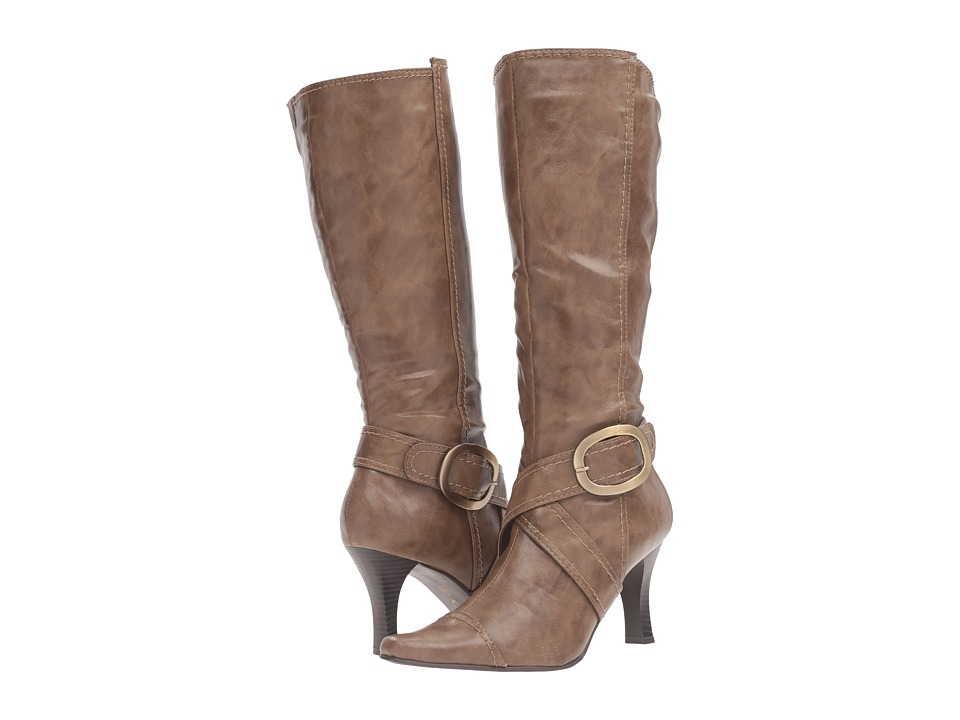 CL By Laundry - Focus (Taupe Montoya) Women's Boots