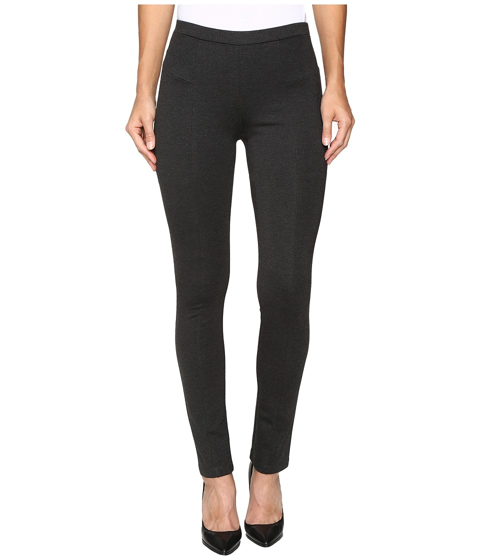 NIC+ZOE Perfect Ponte Pant Phantom Heather Dress Pants