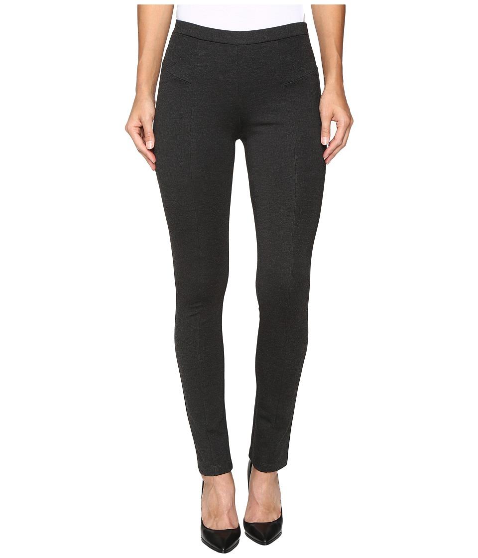 NIC+ZOE - Perfect Ponte Pant (Phantom Heather) Women's Dress Pants