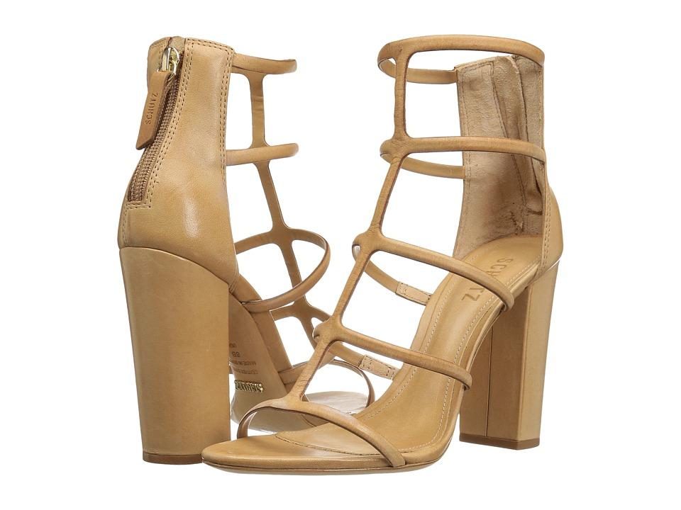 Schutz - Sansa (Lightwood) High Heels