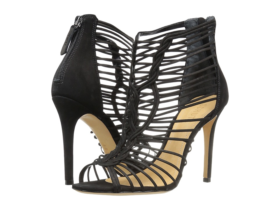 Schutz Margaery (Black) High Heels