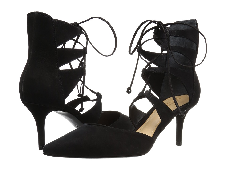 Schutz Suzin (Black) High Heels